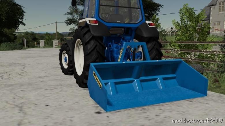 Fleming Linkbox for Farming Simulator 19