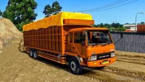 Mitsubishi Fuso FN 517 Truck Mod [1.37] for Euro Truck Simulator 2