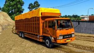 Mitsubishi Fuso FN 517 Truck Mod E for Euro Truck Simulator 2