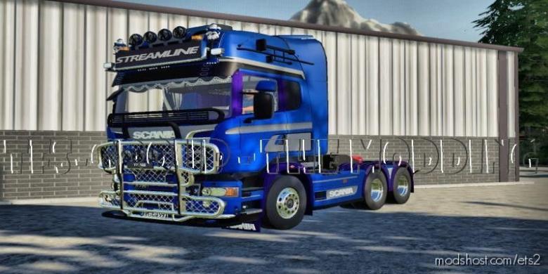 Scania R730 Streamline V3 for Euro Truck Simulator 2