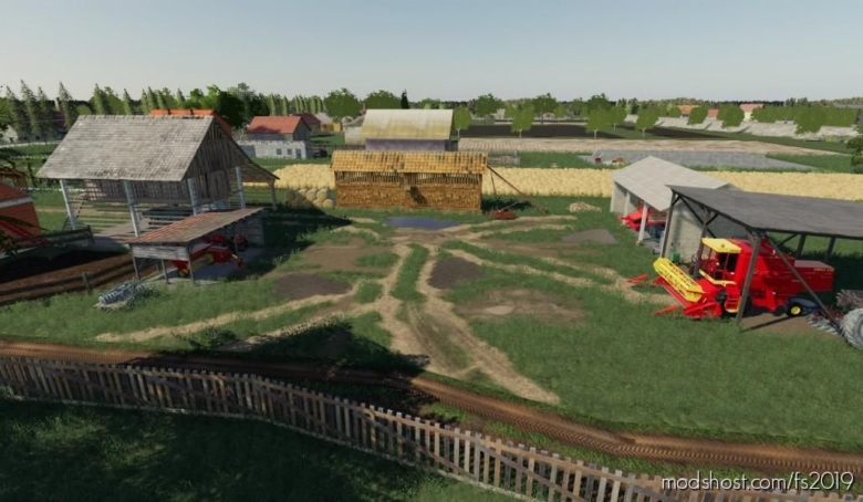 Macva Map for Farming Simulator 19