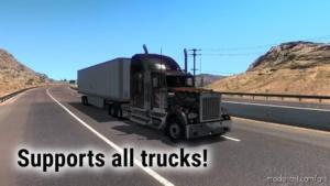 Dodge Demon Hemi V8 for American Truck Simulator