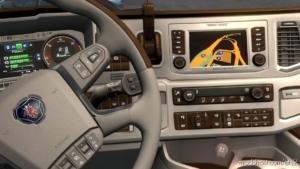 NEW Scania LUX Interior [1.38.X] for Euro Truck Simulator 2