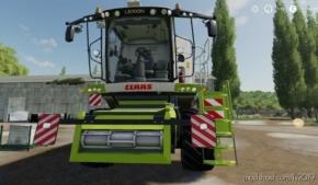 Claas Lexion 700 Serie for Farming Simulator 19