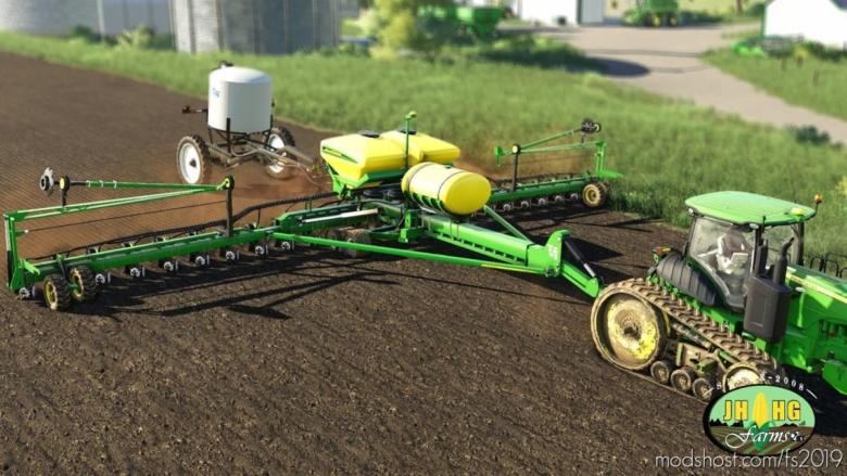 John Deere DB60 24 ROW V1.0.0.1 for Farming Simulator 19