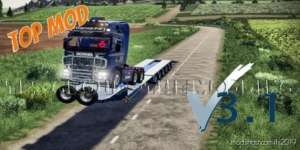 LOW Loader Doll V3.0.0.1 for Farming Simulator 19