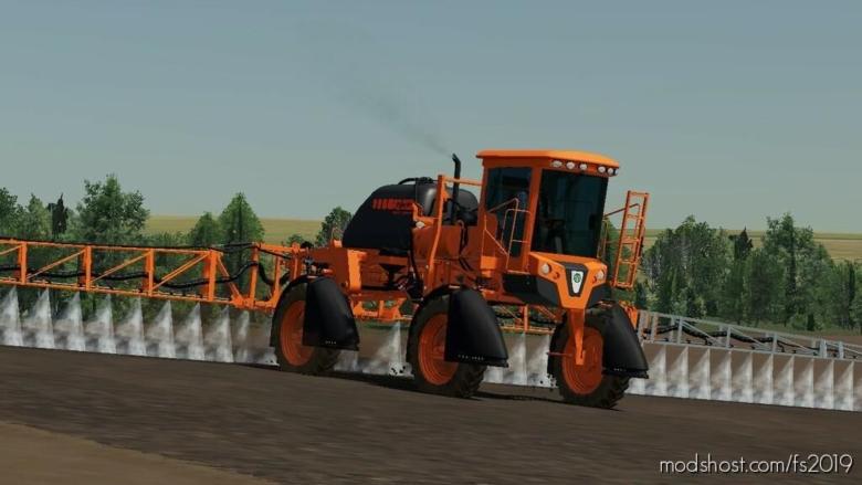 Lizard Uniport 2000 Plus for Farming Simulator 19
