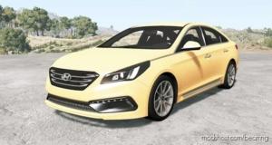 Hyundai Sonata Sport (LF) 2015 V1.1 for BeamNG.drive
