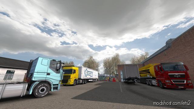 True Natural Lightning V1.01 for Euro Truck Simulator 2