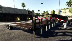 Versatile Transport Trailer for Farming Simulator 19