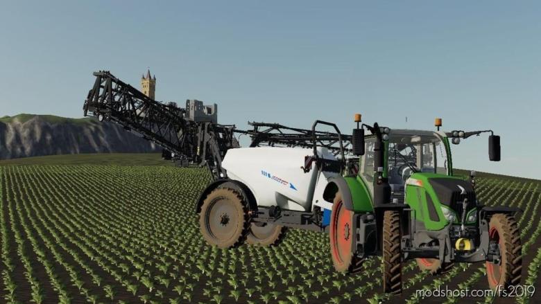 Evrard Opale 6000 for Farming Simulator 19