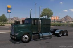 Freightliner FLD Custom Truck [1.38] for American Truck Simulator