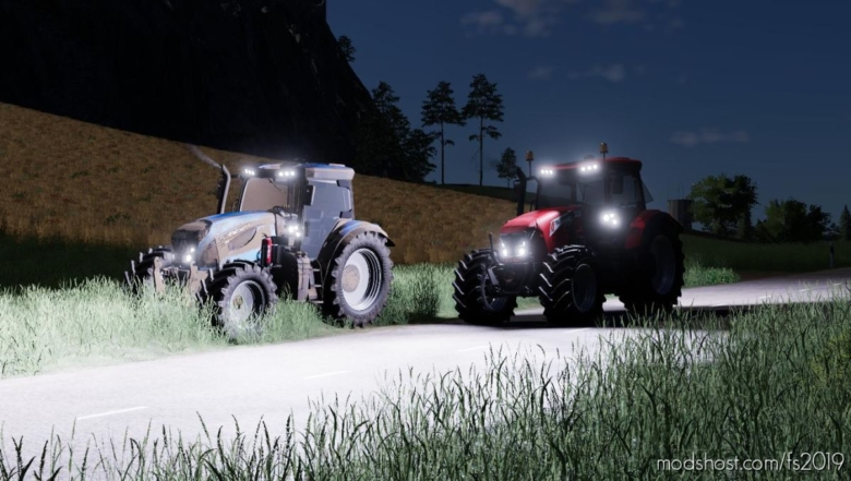Landini 6 / Mccormick X7 for Farming Simulator 19