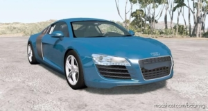 Audi R8 Quattro 2007 for BeamNG.drive