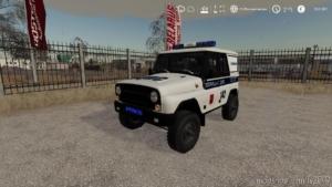UAZ DPS for Farming Simulator 19