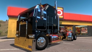 Kenworth K-100 Custom Truck [1.38] for American Truck Simulator