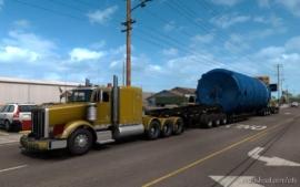 Peterbilt 357 Heavy Haul Truck V3.3 [1.37 – 1.38] for American Truck Simulator