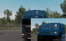 Sunshield Pack Scania RJL [1.38] for Euro Truck Simulator 2