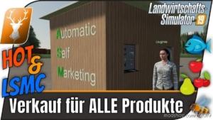 Automatic Self Marketing for Farming Simulator 19