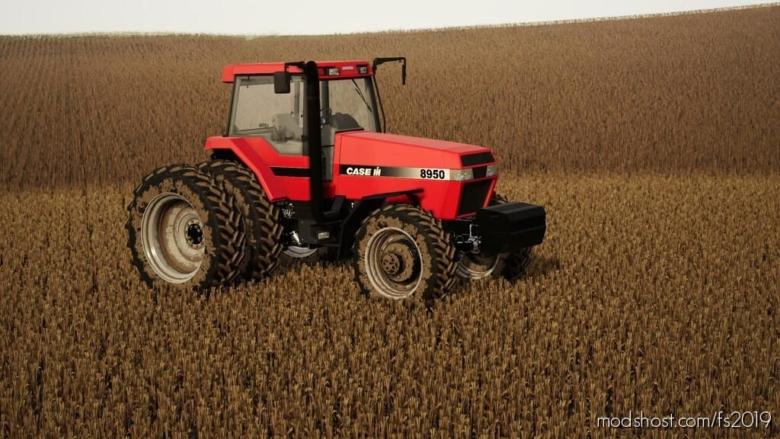 Case Magnum 8900 Series for Farming Simulator 19