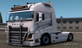 Volvo FH16 Holland Rework V1.2 [1.38] for Euro Truck Simulator 2