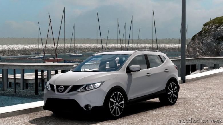 Nissan Qashqai 2016 [1.37 – 1.38] for Euro Truck Simulator 2