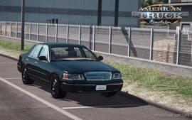 Ford Crown Victoria V1.2 [1.38.X] for American Truck Simulator