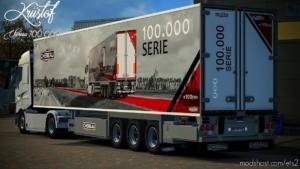 Kriistof Skins Chereau FR Pack [1.38.X] for Euro Truck Simulator 2