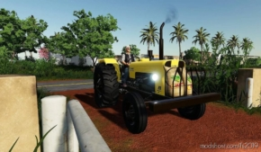 Valmet 85 V2.0 for Farming Simulator 19