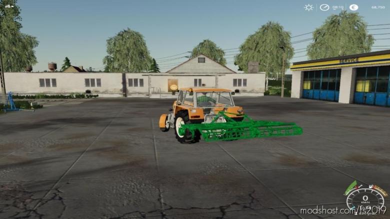 Polski Kultywator for Farming Simulator 19