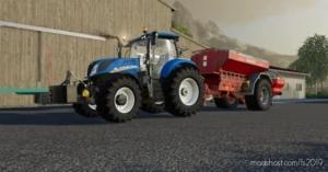 Rauch TWS 7000 Converted V0.1 for Farming Simulator 19