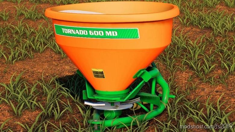 Stara Tornado 600 MD for Farming Simulator 19