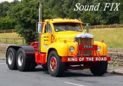 Sound FIX For Mack B62 MTG for American Truck Simulator