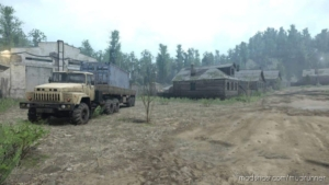 Leskhoz Map V25.08.20 for MudRunner