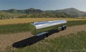 Fuel Trailer IBM 520 for Farming Simulator 19