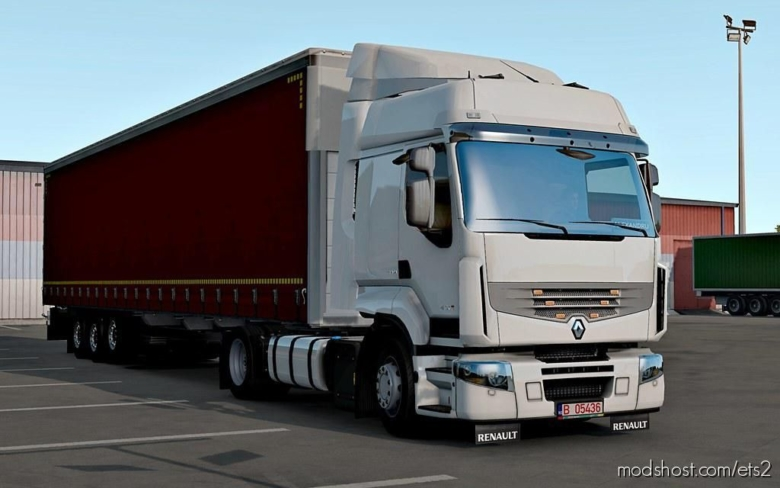 Renault Premium [1.38] for Euro Truck Simulator 2
