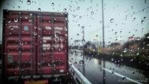 Intense Rain V1.1 for Euro Truck Simulator 2