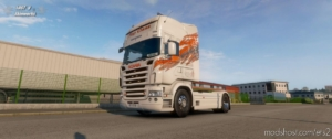 RJL Scania TOP Class Edition 4K And 8K [1.38] for Euro Truck Simulator 2
