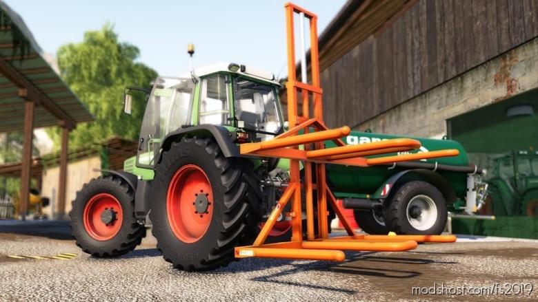 Lizard Quad for Farming Simulator 19