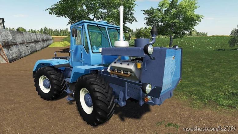 HTZ T-150K-09 V1.3.2.1 for Farming Simulator 19