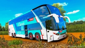 Modasa Zeus 3 8×2 Volvo [1.38] for Euro Truck Simulator 2