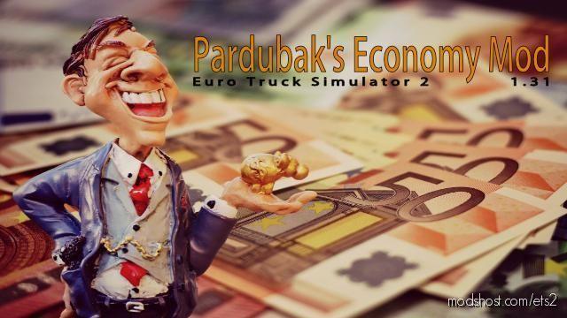 Pardubak's Economy Mod [1.38] for Euro Truck Simulator 2
