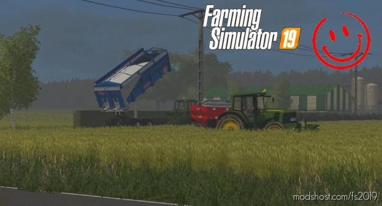 Maupu 18T Elevate V0.1 for Farming Simulator 19