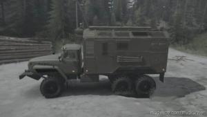 Ural-4320 Truck V28.08.20 for MudRunner