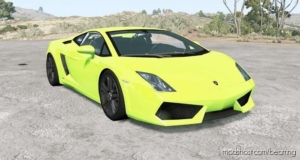 Lamborghini Gallardo for BeamNG.drive