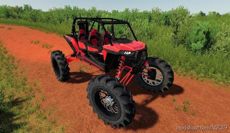 Lifted Razer for Farming Simulator 19
