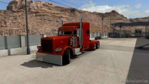 SCS 389 Edit Truck [1.38.X] for American Truck Simulator