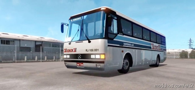 Mercedes-Benz O-371 4X2 [1.38.X] for Euro Truck Simulator 2
