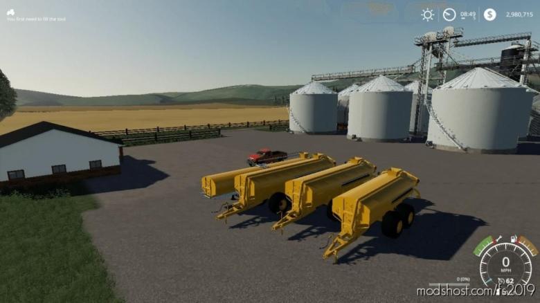 Challenger Tanks for Farming Simulator 19