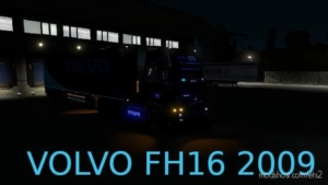 Blue Pack Volvo FH16 2009 (Classic) Combo for Euro Truck Simulator 2